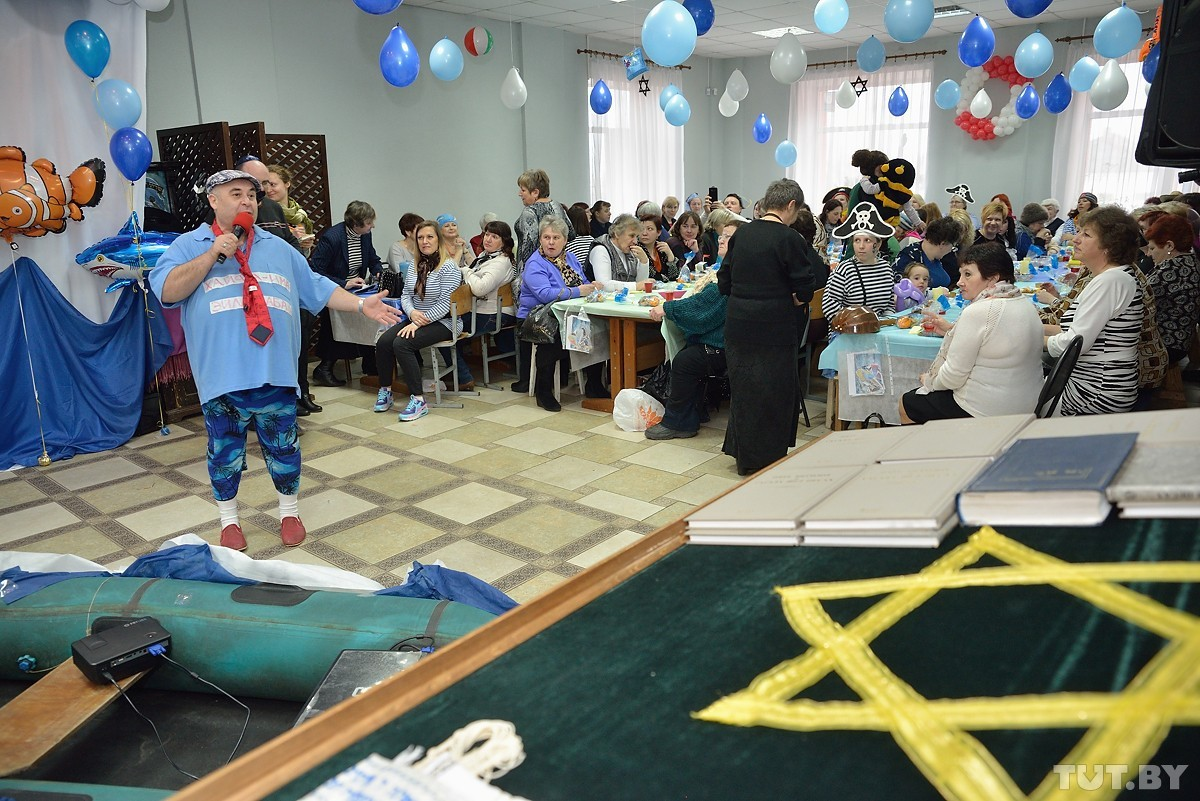 Пурим самэах! Бобруйские иудеи отметили самый веселый праздник в году