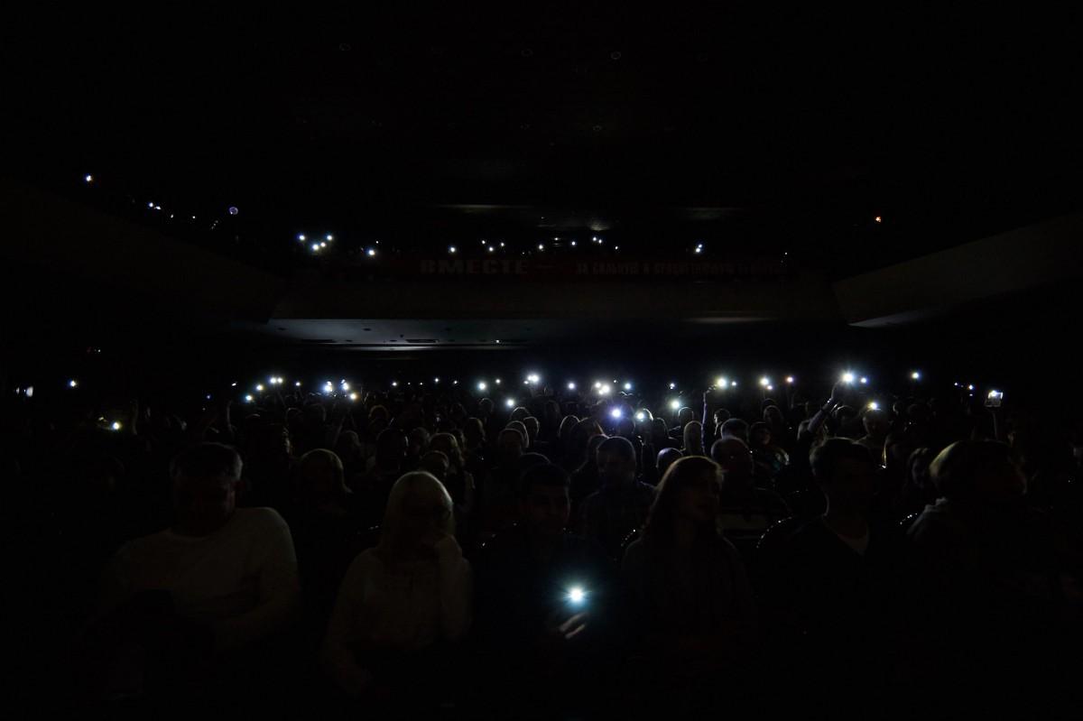 Концерт группы «Би-2» в Бобруйске