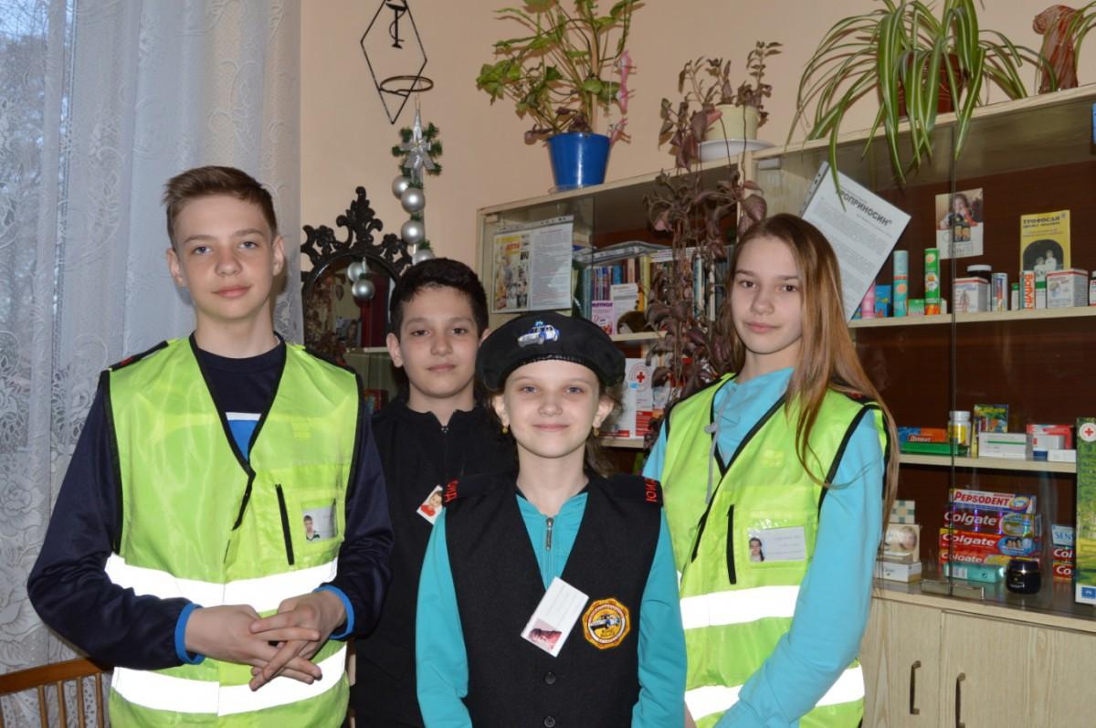 Второй день слета-конкурса ЮИД глазами Инны Антоненко