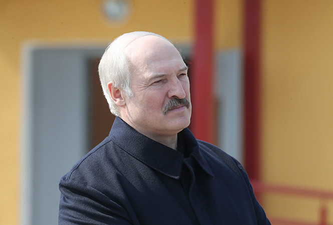 Президент — белорусам: «Не переживайте за безопасность страны. Свой кусок мы защитим»