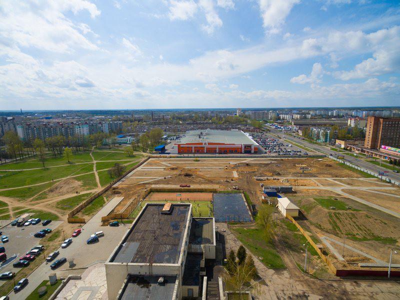 В настоящее время на строительство Молодёжного парка необходимо более 800 млн. рублей