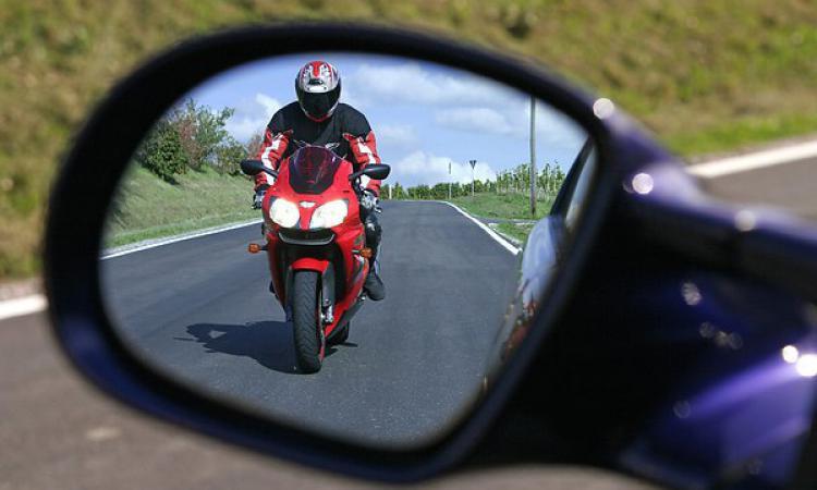 Осторожно, мотоциклист!