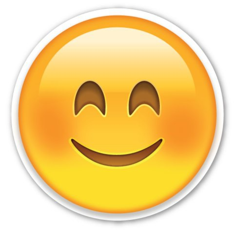 улыбки картинки смайлики