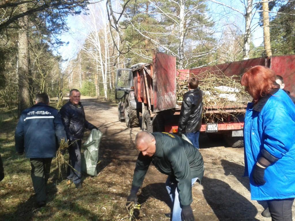 Бобруйские тракторостроители славно потрудились