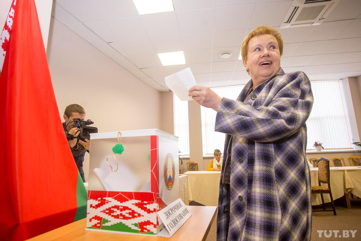 Парламентские выборы в Беларуси пройдут 11 сентября