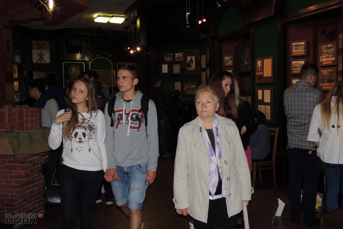«Ночь музеев» в Бобруйске