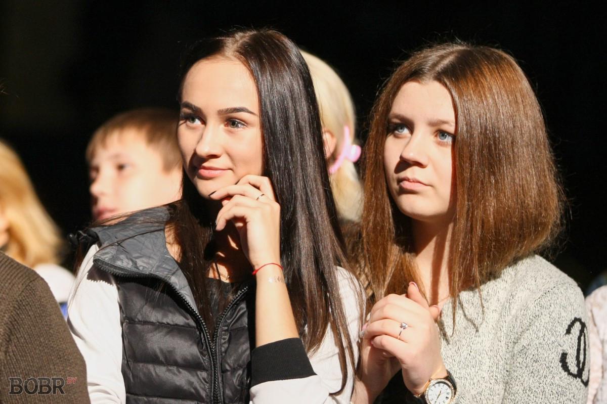 В Бобруйске прошла «Дискотека СССР»