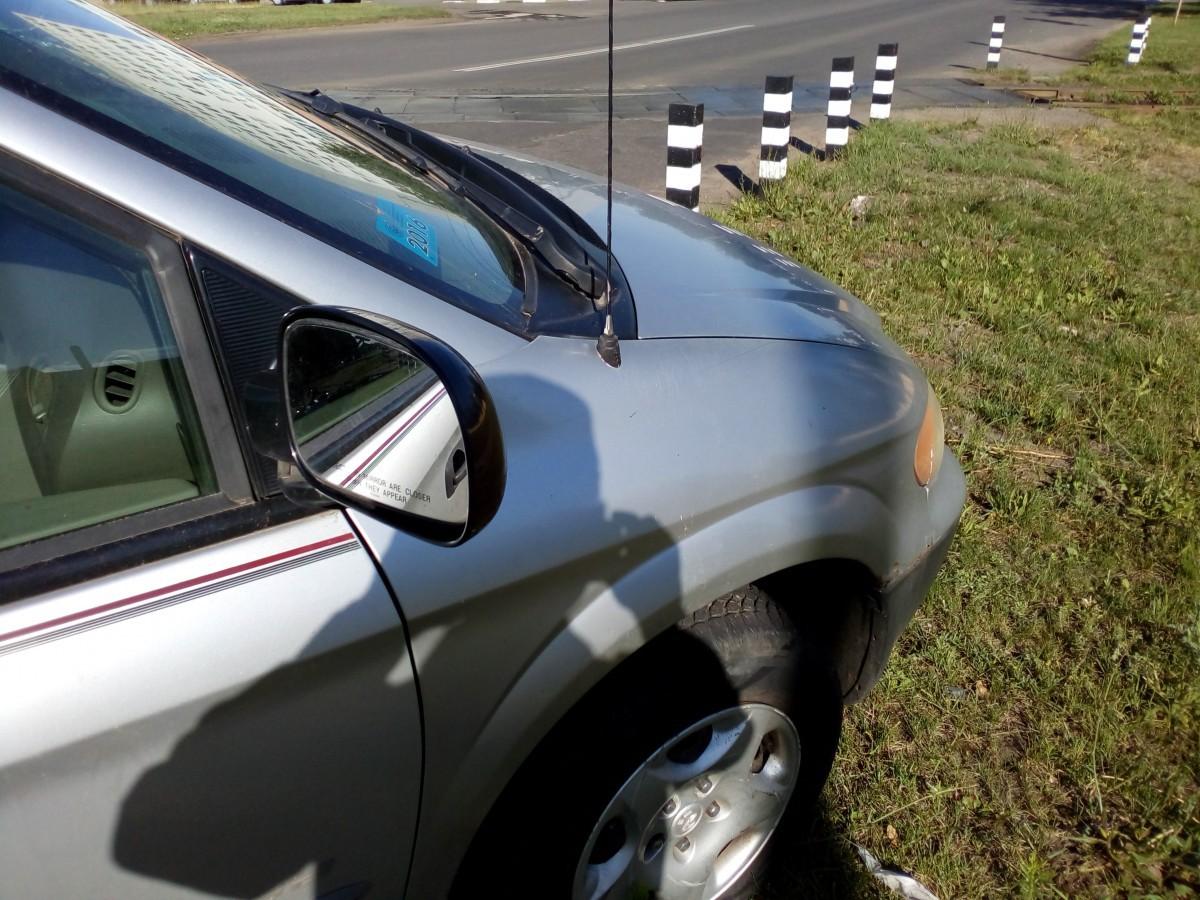 В Бобруйске травмирован водитель мопеда.