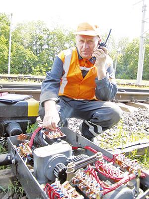 Применяется для организации технологической связи на железнодорожных станциях