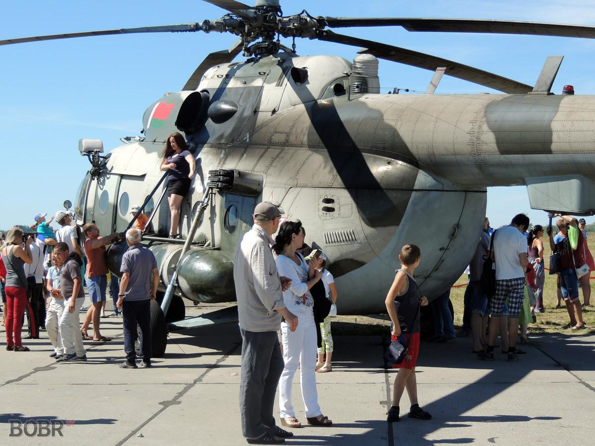 Ко Дню Военно-воздушных сил в Бобруйске запланирована насыщенная программа  мероприятий