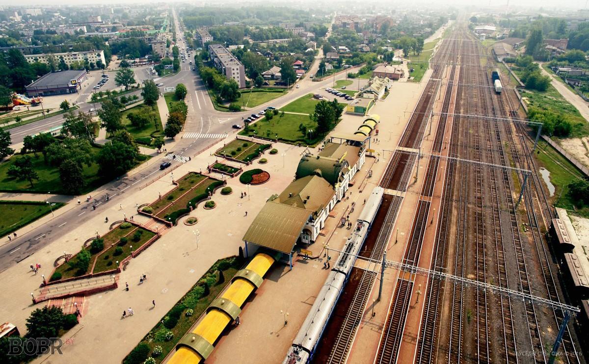 В Беларуси отмечают День железнодорожника