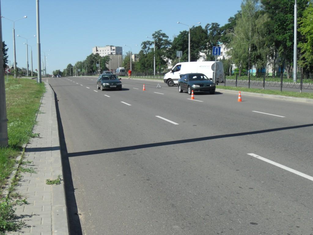 На улице Крылова  травмирована женщина-пешеход