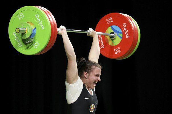 Бобруйчанка Дарья Наумова завоевала первую медаль для Беларуси на Олимпийских играх в Рио