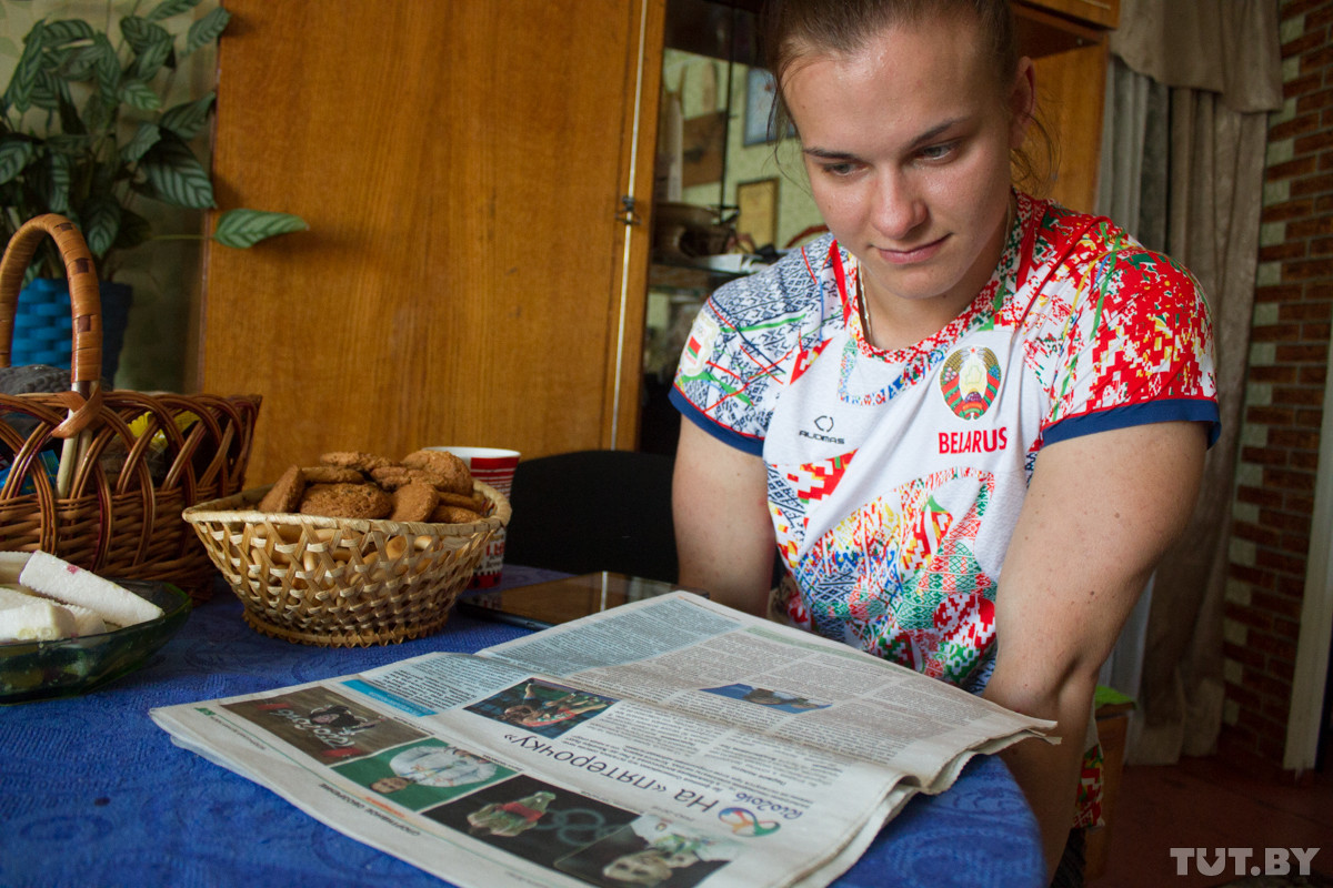 Призрачные мечты спортсменки из Бобруйска стали явью