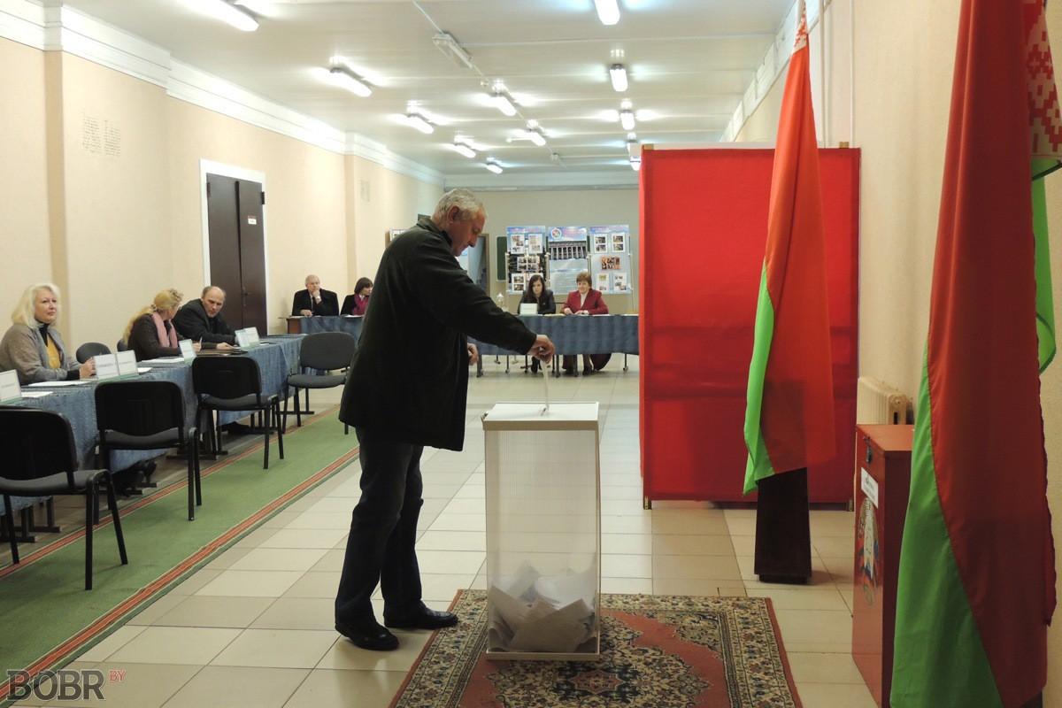 Досрочное голосование началось на парламентских выборах в Беларуси