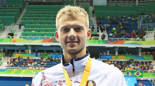 Игорь Бокий с рекордом Паралимпиад выиграл пятое золото на Играх в Рио
