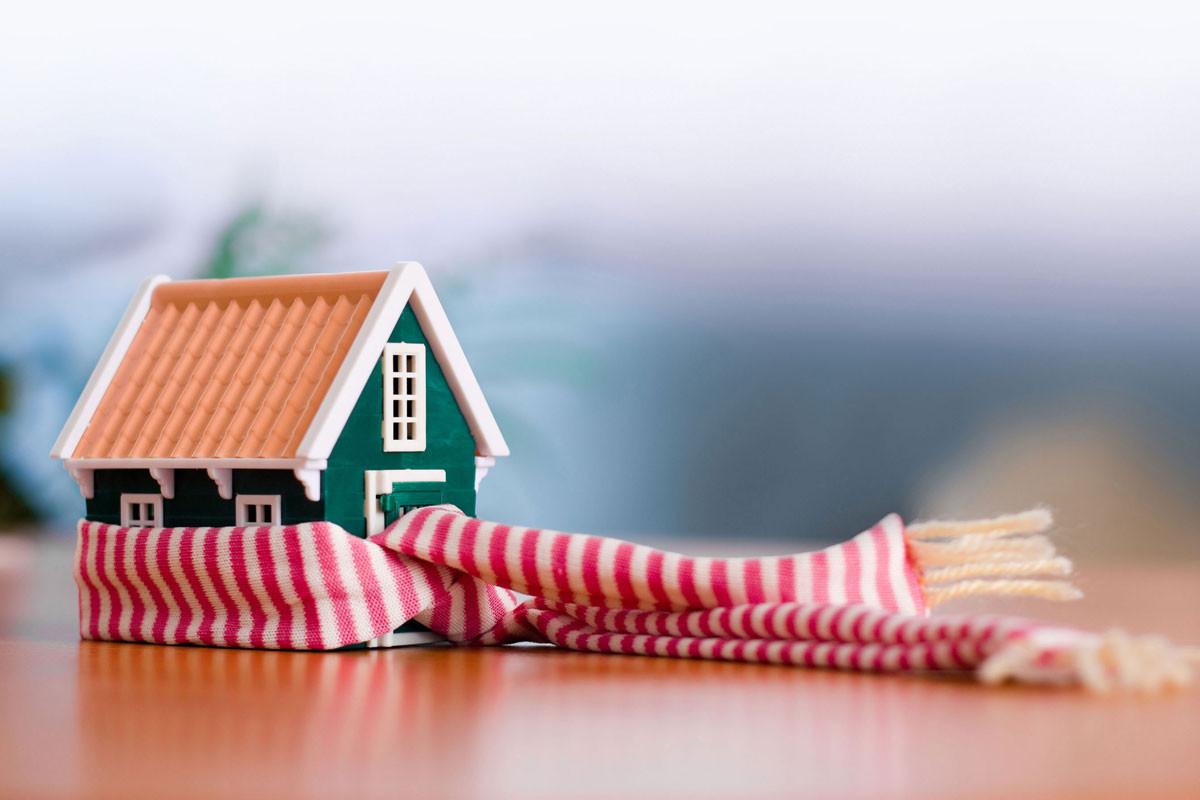 В жилых домах Бобруйска включили отопление