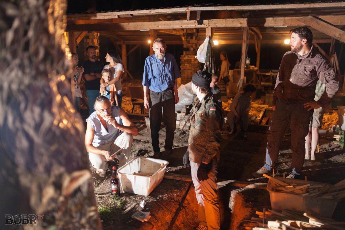 Бог агню і гліны жыве ў Бабруйску