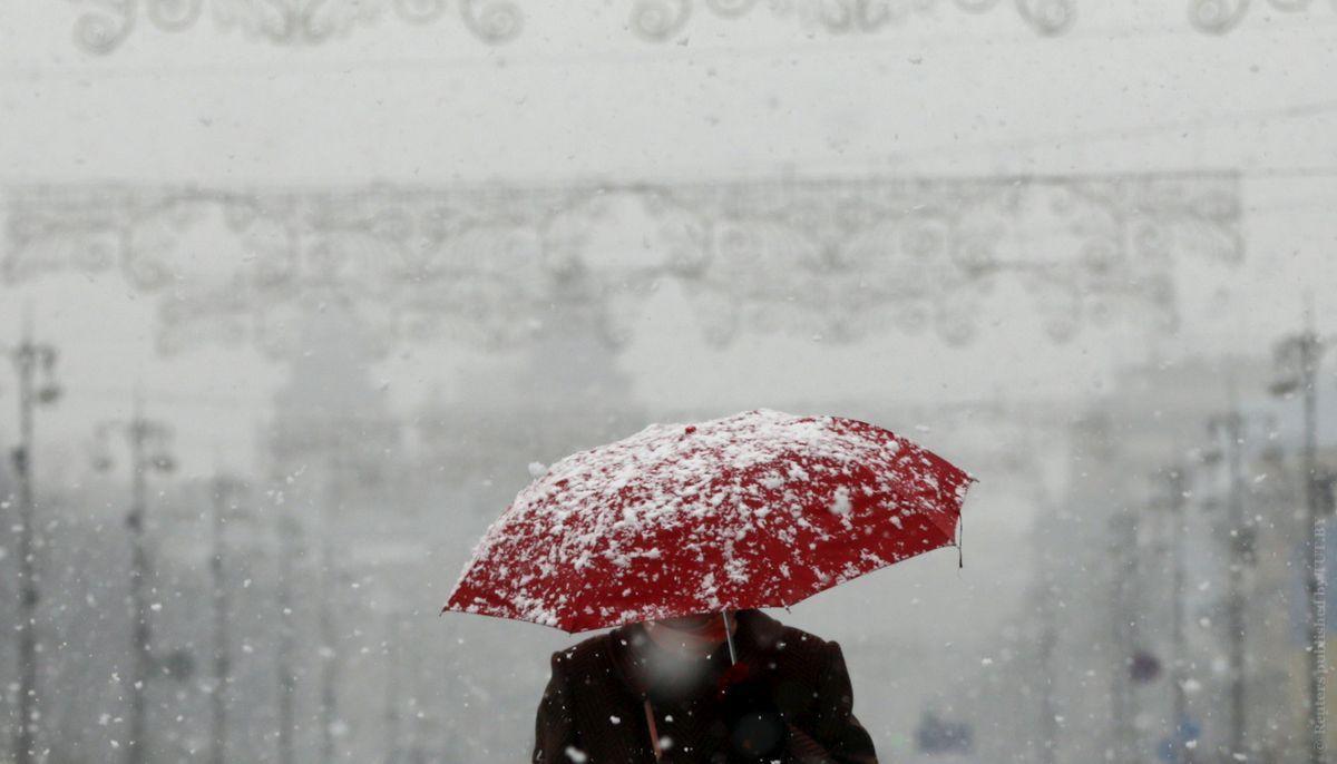 В среду в Беларуси погода резко ухудшится из-за циклона Gisi. На 2 ноября объявлен оранжевый уровень опасности.