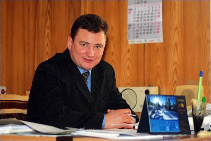 Андрей Исайченко. Бывший директор ОАО «Бобруйский мясокомбинат»