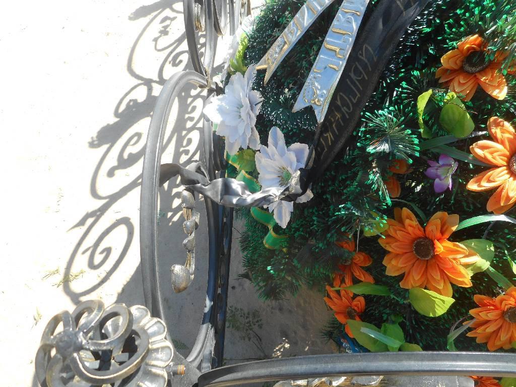 Кладбище рядом с Титовкой – по европейским стандартам