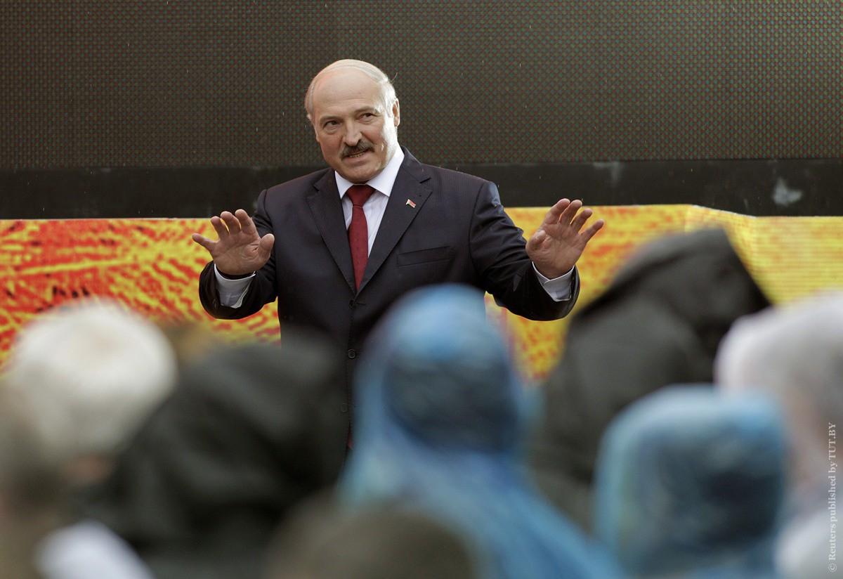 Лукашенко поздравил Трампа: Вы всколыхнули американское общество