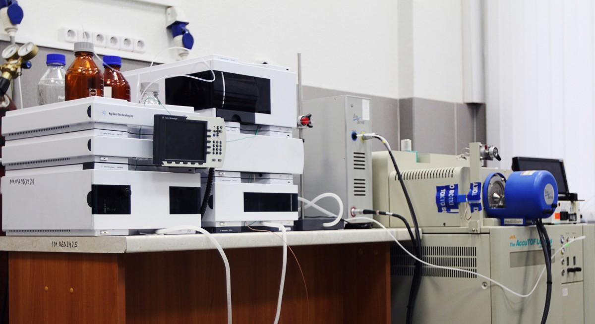 Хромато-масс-спектрометр появился в Бобруйске