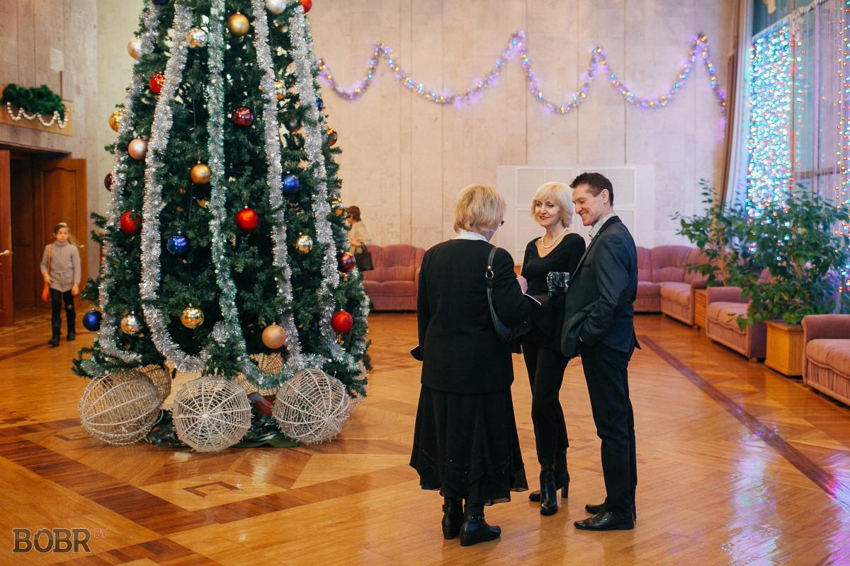 В Бобруйске прошёл гала-концерт звёзд Большого театра