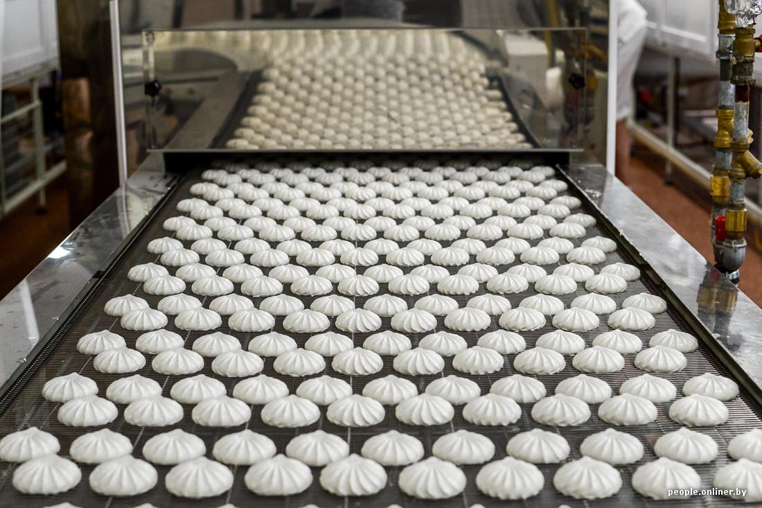«Никто в мире не производит столько зефира, сколько производит Беларусь»