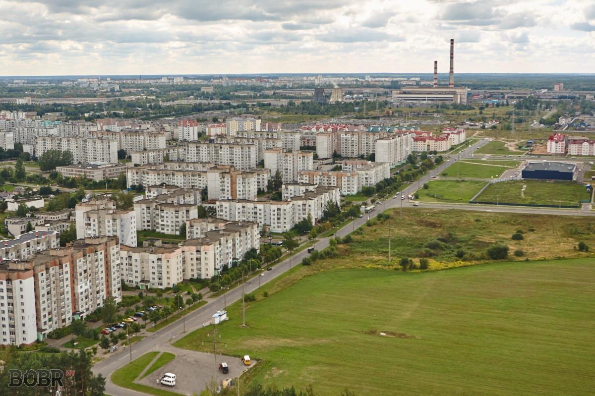 В генеральный план Бобруйска внесут изменения