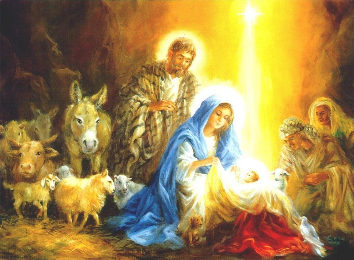 Восточные христиане празднуют Рождество Христово