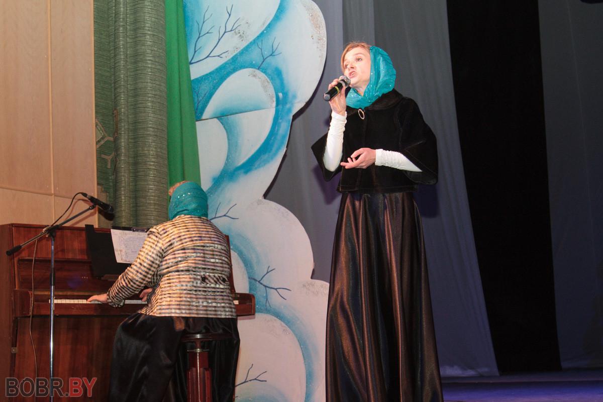 В Бобруйске прошёл Рождественский вечер