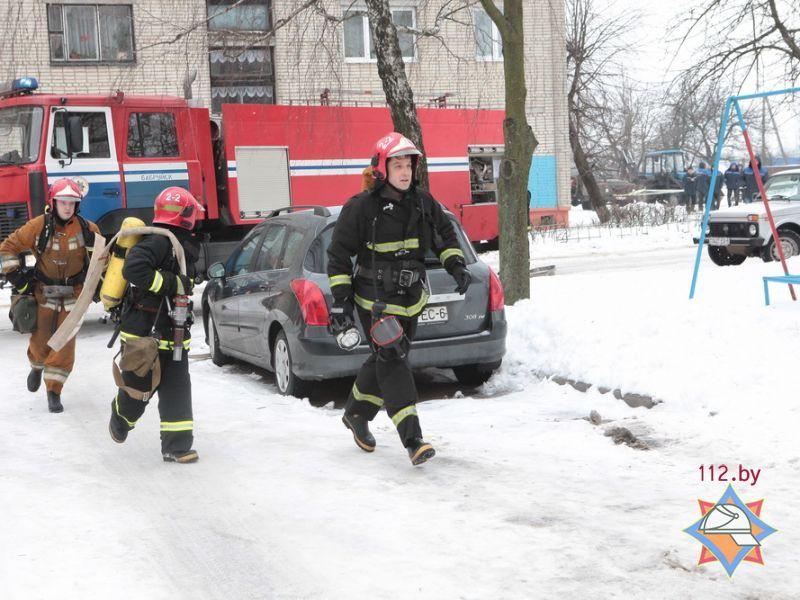 Внезапное проверочное учение прошло в Бобруйском районе
