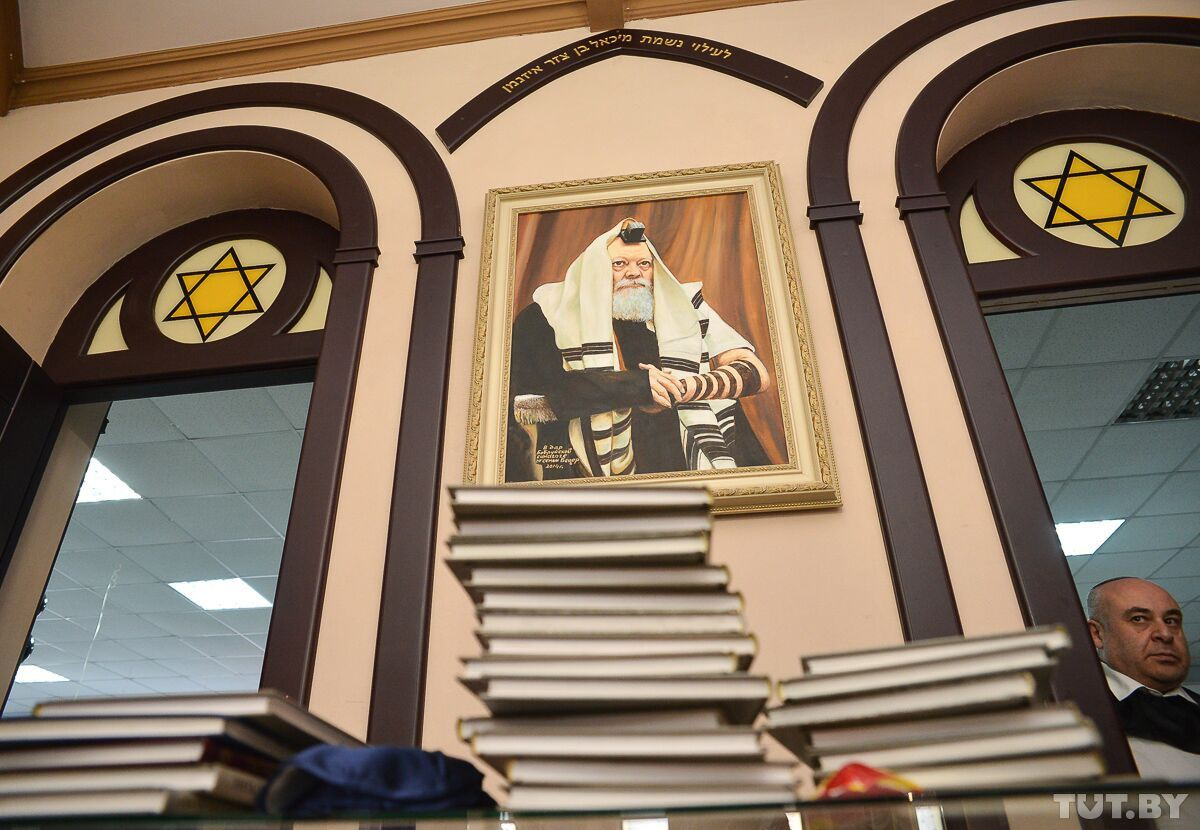 Как в Пурим бобруйские евреи устроили черно-белый переворот