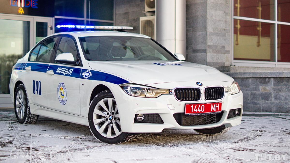 Спецподразделение «Стрела» получило в аренду BMW 3-й серии за один рубль в месяц
