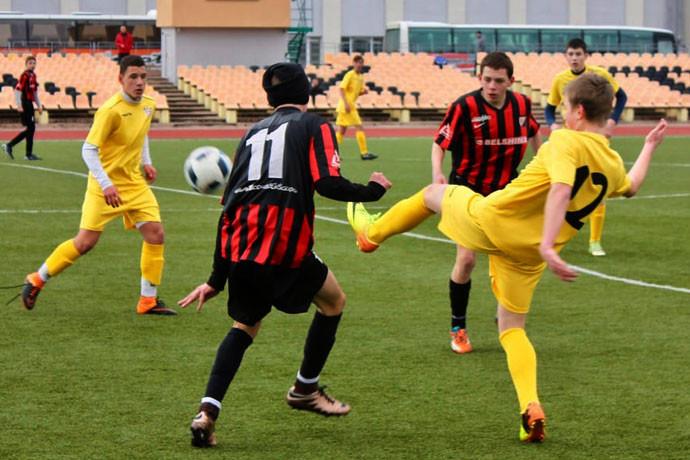 Команда ФК «Белшина» 2002 г.р. заняла второе место на турнире памяти Ивана Щекина