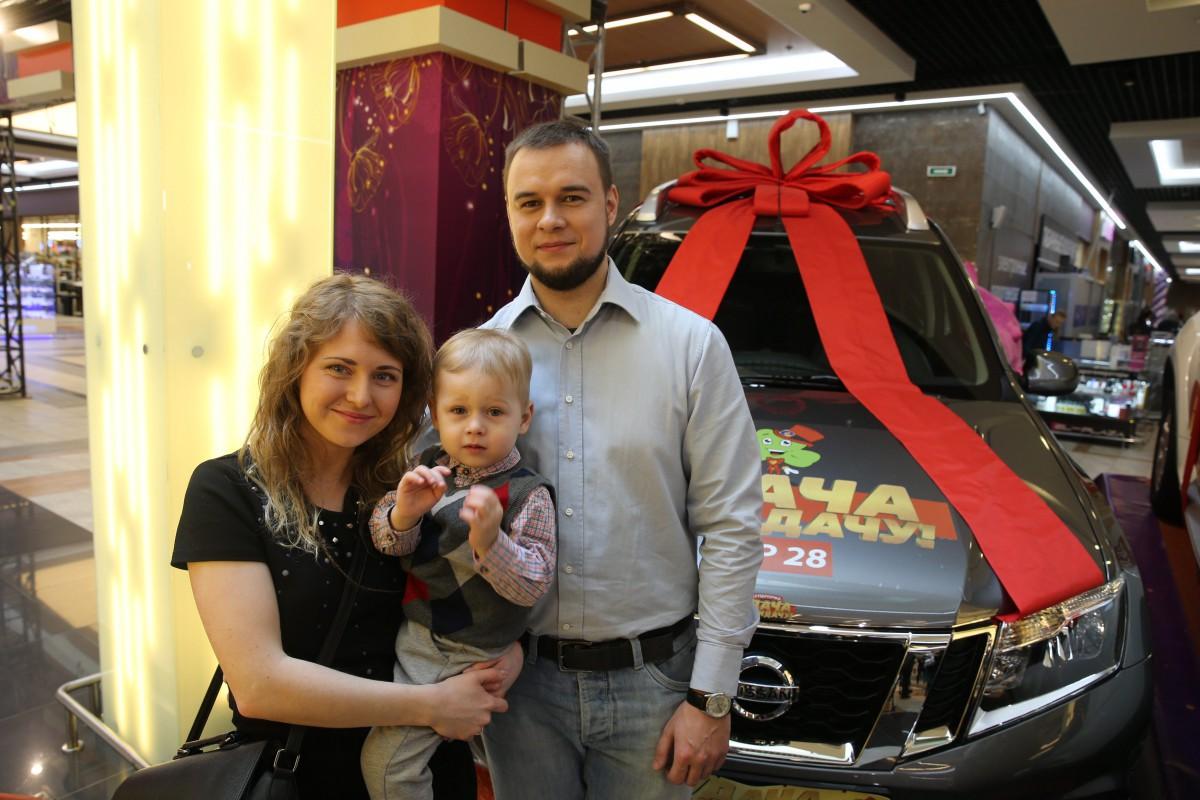 И снова победа: еще один бобруйчанин выиграл автомобиль от «Евроопта»