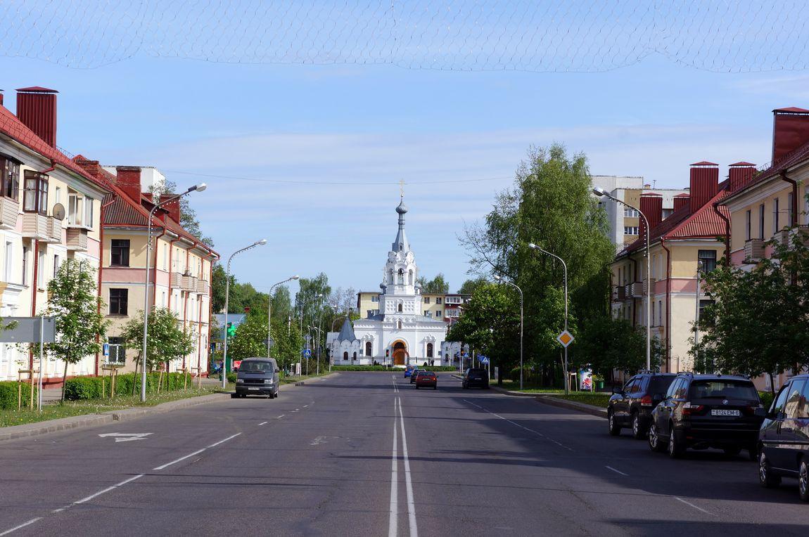 Будь всегда красивым – любимый город Бобруйск!