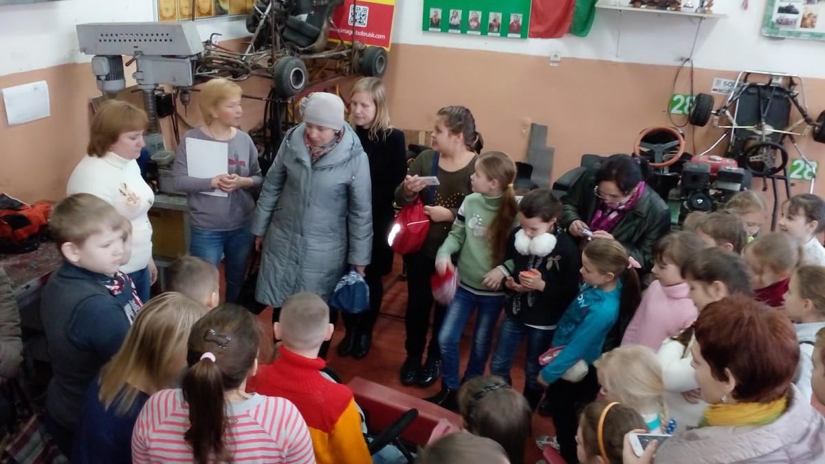 18 марта 2017 года в техническом отделе ГУО «Центр творчества детей и молодежи г. Бобруйска» состоялся день открытых дверей.