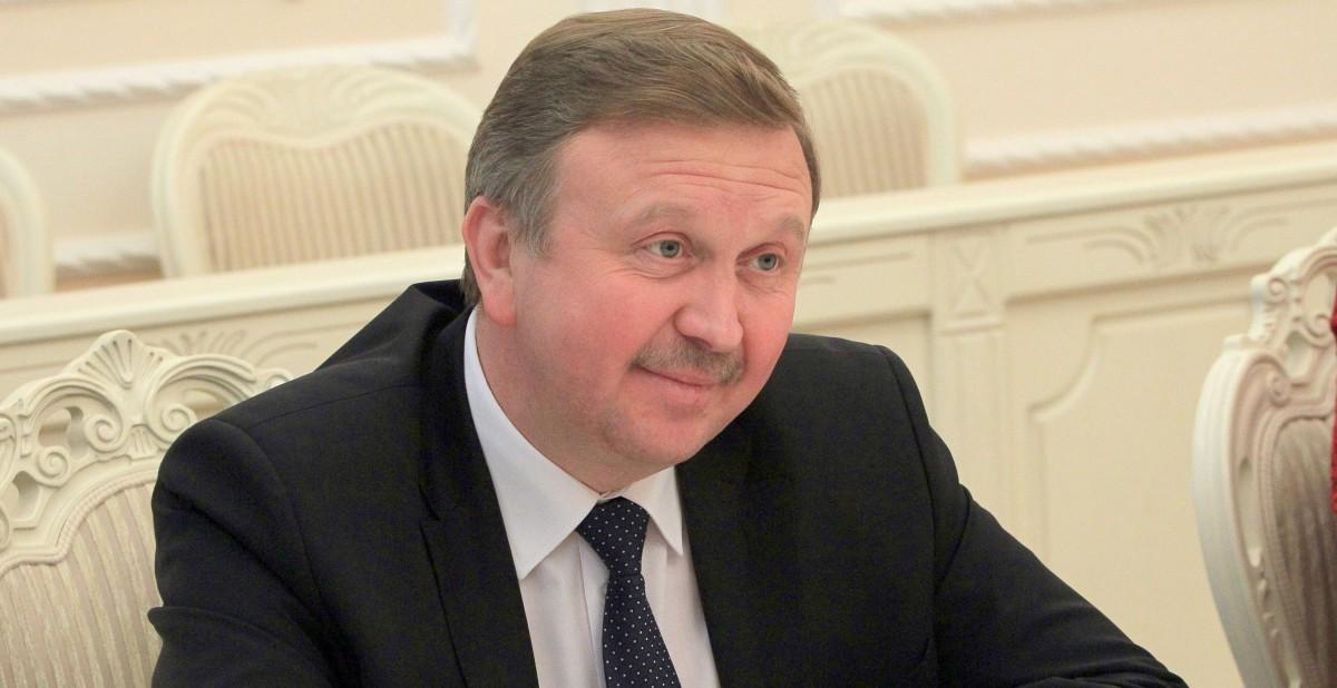 Кобяков посетит с рабочей поездкой Бобруйск