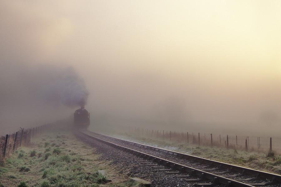 В Бобруйском районе поезд смертельно травмировал человека
