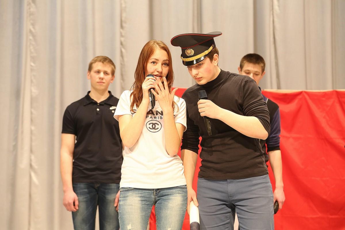 Во Дворце искусств Бобруйска царила атмосфера веселья и радости