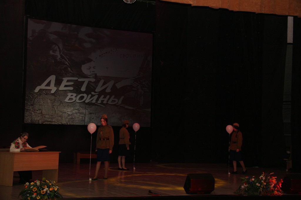Впервые в Бобруйске прошел I-й городской конкурс театрального искусства «В свете софитов Бобруйск!»