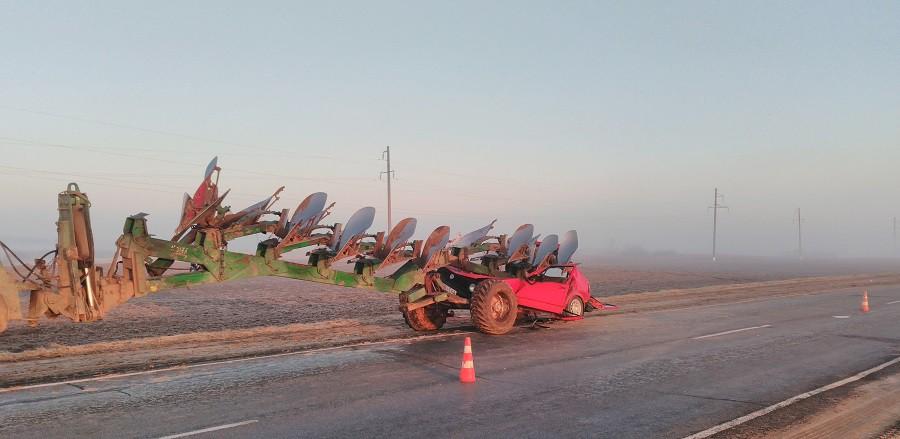 Госавтоинспекция Бобруйского РОВД: Внимание к сельскохозяйственной технике