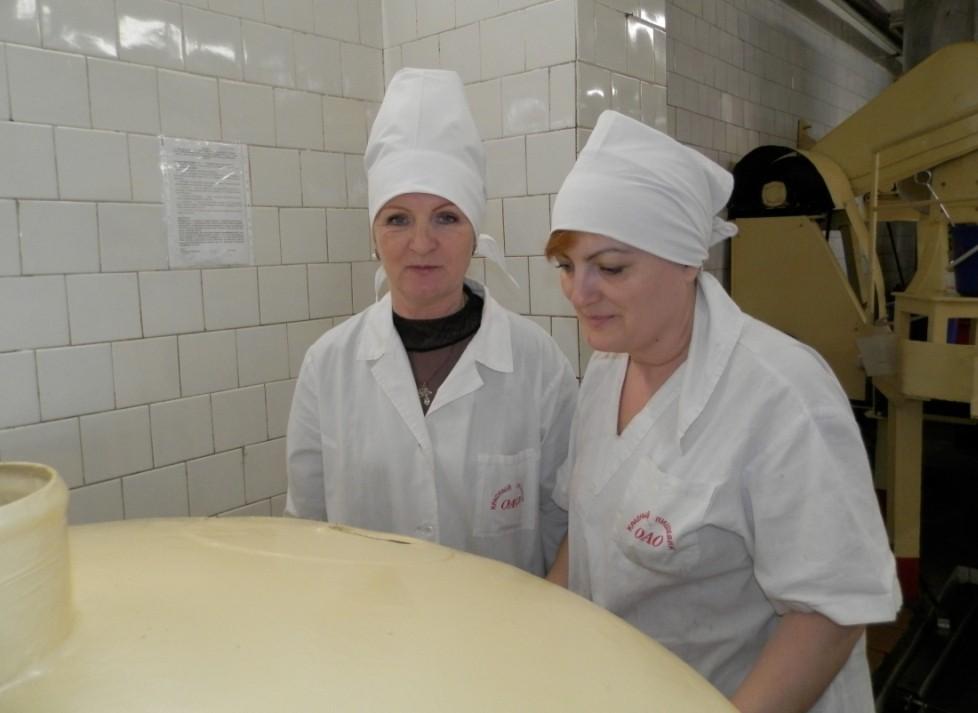«Красный пищевик» - судьба и гордость работников предприятия