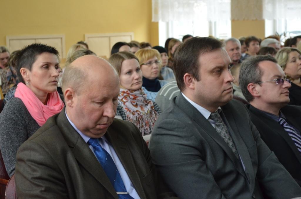 Руководители служб и подразделений УВД Бобруйского горисполкома приняли участие в Дне информирования, прошедшего сегодня на различных предприятиях и в учреждениях города.