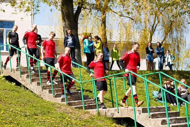 Команда Бобруйской епархии приняла участие в благотворительном турнире по мини-футболу в Несвиже