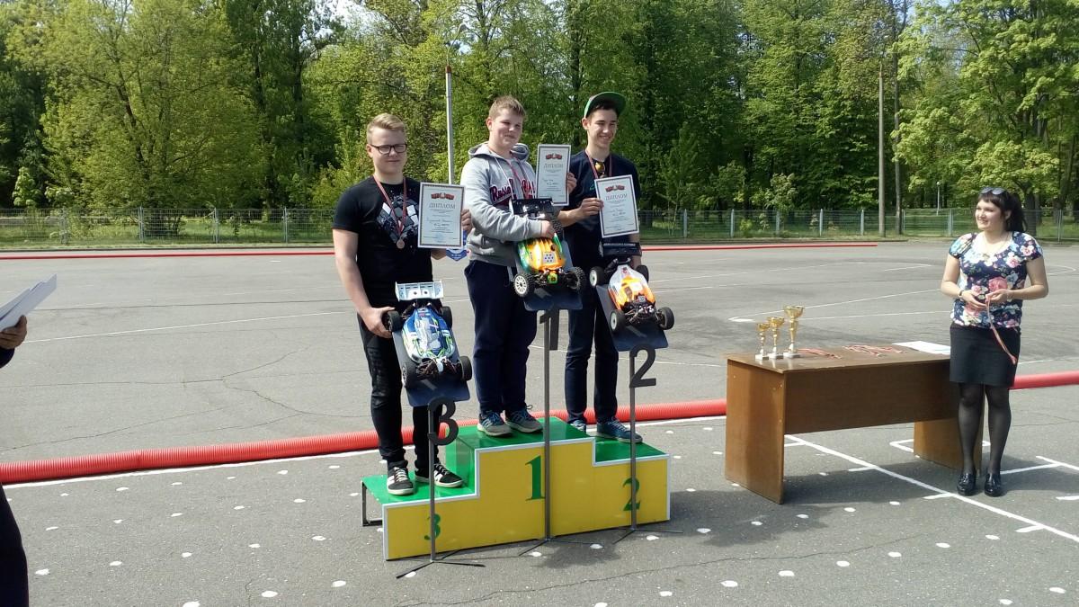 В Бобруйске завершены трехдневные соревнования по автомодельному спорту