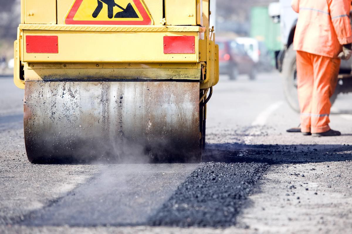 На бобруйских улицах идет ремонт