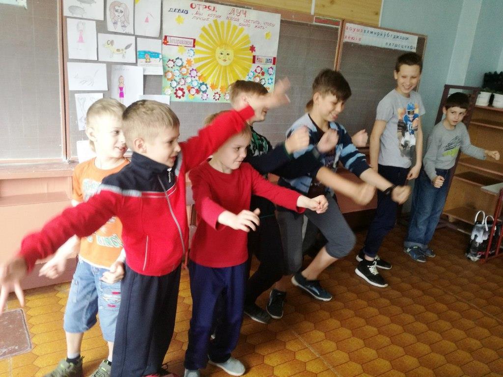 Лето в Бобруйске проходит весело и с пользой